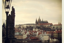 My City - Prague / City where I live.