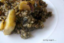 Platos típicos de la zona / Gastronomía, comidas, platos típicos