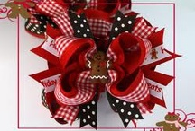 Hair bows and Headbands  / by Michelle Gaylord