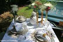 Entertaining & Tabletop / Idea for entertaining and decorating for events: tablescapes, centerpieces, party and event decor, themes, and drink recipes.
