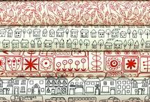 Fabric addiction / by Tea Tree Fabrics