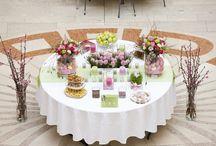 ⊱ soirées . weddings . holidays ⊰ / chic Decoration & elegant Food.   Please read my pin Etiquette Board.