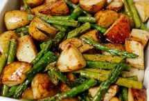 Roast veg and potato