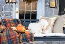 Idee per casa d'autunno