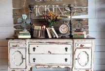 oude meubels restaureren
