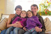 Famille / Séance photo de famille à domicile ou en extérieur.