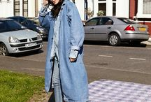 Cool&Chic / stylish look_street fashion