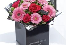 Julien Macdonald / We are one of the selected florists able to offer our customers exclusive Julien Macdonald floral arrangements - the perfect gift for birthdays, anniversaries and any special occasion! Order online at www.rodgerstheflorists.co.uk
