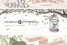 Header inspiration  / by Suzzy Smith