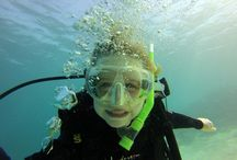 Kids and teens dive for free in the summer! #kidsdivefree