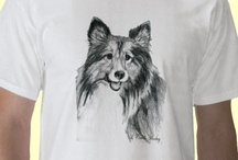 Costello Hinchey designed T Tee-Shirts / Costello Hinchey Commissioned art & designs from chstudios.net set on t-shirts!