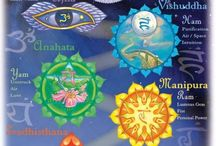 chakras / by Sylvia Thompson