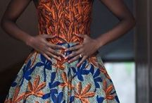 Dresses / African