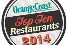 #OCMagBestEats / Snaps from our Top 10 Best Restaurants issue release party! / by Orange Coast Magazine