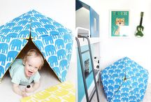 Kids Bedroom Ideas / by Learn with Play at Home
