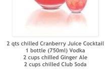 Alcoholic beverages / Vodka punch
