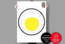 The Circular Calendar for 2018