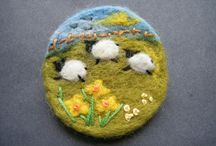 felted projects