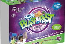 VBS 2015 - Bible Blast to the Past / Bible Blast to the Past VBS - Vacation Bible School 2015 / by Christianbook.com