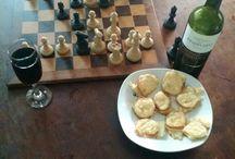 vinhos ,comida
