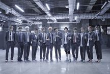 EXO oneLOΛE / south korean-chinese boy band