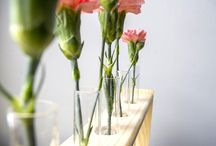 Flower lab | Kwiatowe laboratorium / Photos of my flowers arrangements.