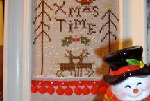 Christmas Freebie - Cross Stitch