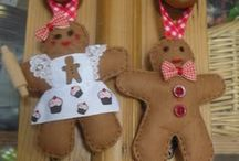 Gingerbread Men / by Michele Polanis