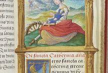 medieval ilustracions
