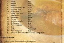 AJI-NO-MOTO  RECIPES / Here you will be able to explore some extraordinary delicious Indian recopies cooking procedure along with the ingredients by using AJI-NO-MOTO