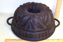 cast iron bundts