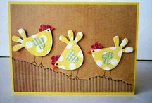 Velikonoce / výzdoba k velikonocům a k jaru