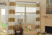 Bay Window Curtain Rods for Wonderful Additions