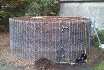 Compost and manure