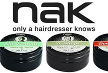 NAK / nak :: only a hairdresser knows, nak products are all Australian made and owned, they are designed to combat the drying, damaging effects of the harshest climates. nak is dedicated to supplying our clients with the highest quality products for all of their hair care needs. SULPHATE FREE AND PARABEN FREE ::