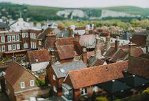 Les toits/\Rooftops / /\