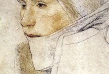 Artwork: Hans Holbein / Hans Holbein the Younger was a German and Swiss artist and printmaker who worked in a Northern Renaissance style. He is best known as one of the greatest portraitists of the 16th century.