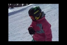 Family Snowboarding / Good times hitting the slopes at Tamarack Resort / by Chris Berry