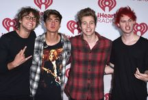 5 Seconds of Summer / Photos and news about your fave new band of boys, 5SOS. / by cambio