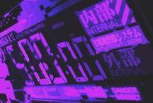 Purple / ☂️