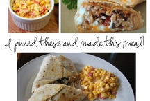 weekday meals to try