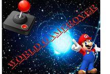 World Gamer Over / Gamer
