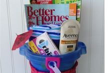 Gift idea: summer in a bucket
