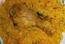 Africain food