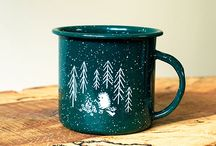 Mug love / coffee mugs and tea cups. our favorite beverage holders.