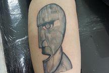 Minhas Tatuagens / Desenhos e tatuagens que executo.