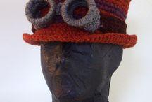 Crochet - Steampunk / Crochet- Steampunk