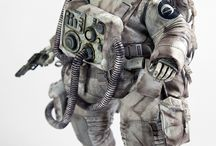 ThreeA (Ashley Wood) / ThreeA designer toys from Ashley Wood