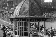 Victorian Bandstands / A selection of favourite photographs of wonderful Victorian bandstands. These elegant structures have hosted concerts and popular entertainment for over a century in our favourite seaside towns and city parks. Photographs from The Francis Frith Collection (@francisfrith) or otherwise.