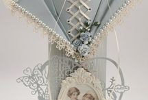 Hobby - Pringle container deco